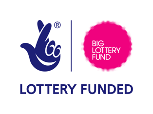Lottery Funded-Big Lottery Fund Logo
