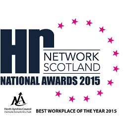National Awards 2015 - HR Network Scotland